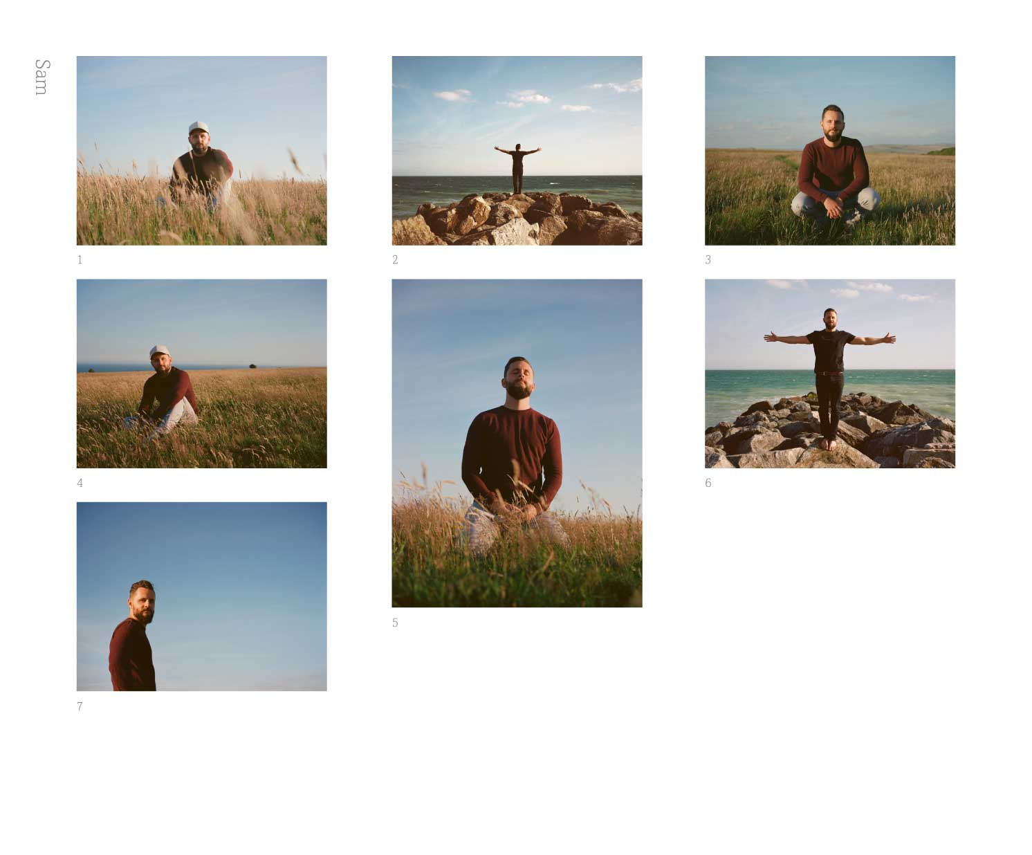 Download Sam Contact Sheet